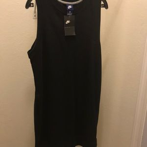 Nike tank dress